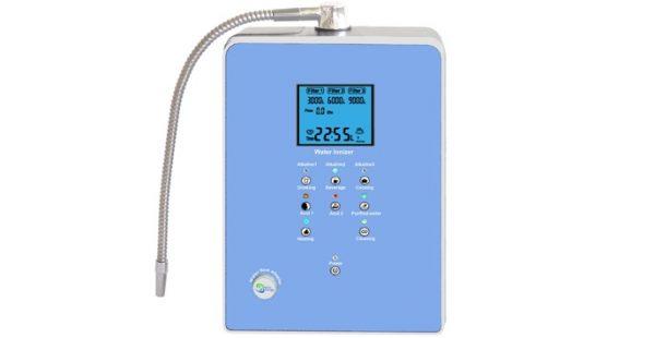 Hydrogen Titanium Platinum Water Ionizer