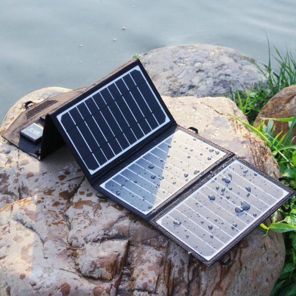 16Watt Foldable solar panel